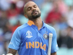 Shikhar Dhawan In Trouble For His Worst Batting In West Indies Tour
