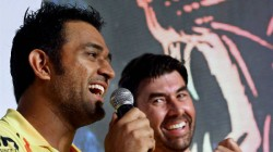 Worlds Best Combination Is Csk Captain Dhoni And Coach Fleming Says Former Player Shane Watson