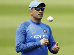 Dhoni Returns To Delhi After Completing His Service In Military