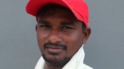 Surendran Chandramohan From Tamilnadu Stars For Singapore Cricket In Asia Final