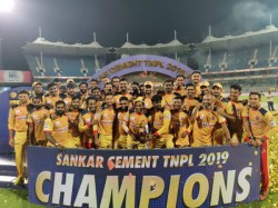 Tnpl 2019 Chepauk Super Gillies Vs Dindigul Dragons Final Match Update