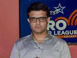 Sourav Ganguly Wants To Be Indian Team Coach In Future
