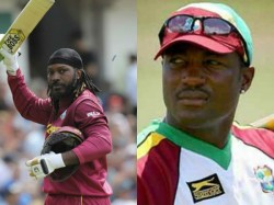 Ind Vs Wi 2019 Chris Gayle About To Break Massive Brian Lara Record In Odi
