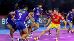 Pro Kabaddi League 2019 Gujarat Fortunegiants Vs Haryana Steelers 62nd Match Result