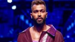 Hardik Pandya Participated In Fashion Show And Ramped