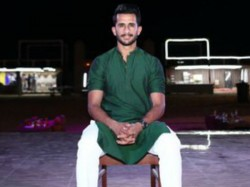 Pakistan Fast Bowler Hasan Ali Got Married With Indian Girl Shamia Arzoo