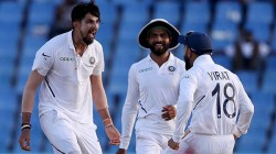 Ind Vs Wi 2019 Bumrah S Technique Helped Ishant Sharma To Pick 5 Wickets In First Test