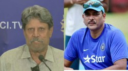 That Is Confidential Tells Kapil Dev On What Made Ravi Sastri Become The Coach Again