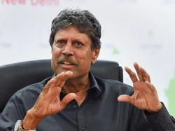 Every Indian Player Has A Right To Speak About New Coach Say Former Captain Kapil Dev