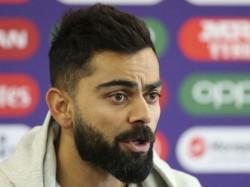 Kohli Says We Are Looking To Rebuild Again In West Indies Series