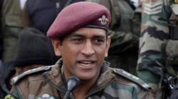 Dhoni Likely To Hoist Tri Color In Leh On Independence Day Sources Said