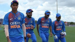 Ind Vs Wi 2019 1st T20 Rishabh Pant Calls For Drs And Kohli Reaction