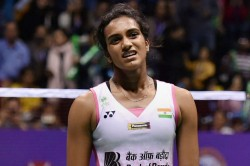Pv Sindhu Enters In To World Badminton Championship Semi Final