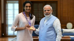 India S Pride Prime Minister Modi Wishes World Champion Pv Sindhu