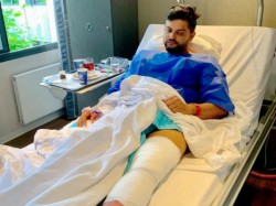 Jonty Rhodes Asks Suresh Raina To Listen His Body After Surgery