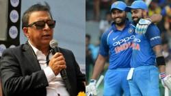 Sunil Gavaskar Speaks Out About Kohli Rohit Sharma Rift