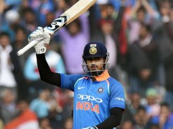 Skipper Kohli Young Player Shreyas Iyer Made Wonderful Partnership To Make India As