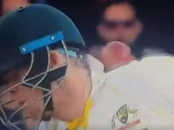 Steve Smith Hit By Archer Bowling Retires Hurt