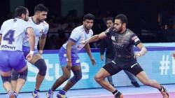 Pro Kabaddi League 2019 Tamil Thalaivas Vs U Mumba Match Result
