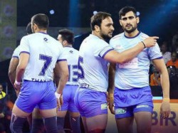 Pkl 2019 Gujarat Fortunegiants Vs Tamil Thalaivas Puneri Paltan Vs Dabang Delhi Match Result