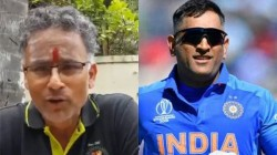The First Meeting With Dhoni And Late V B Chandrasekhar Goes Viral