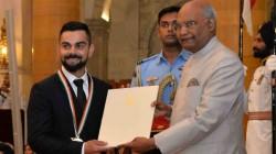 National Sports Day Awards 2019 Khel Ratna Arjuna Award Dhyan Chand Award Winners List