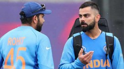 No Fight Between Kohli And Rohit According To Me Says Sehwag