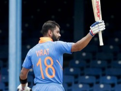 Ind Vs Wi 2019 India Failed To Get Runs At End After Kohlis Ton