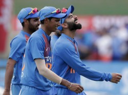 Indian Skipper Praised Young Player Navdeep Saini Against West Indies T 20 Match