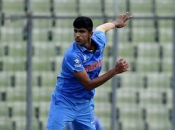 Chennai Boy Washington Sundar Got Chance In First T 20 Agaist West Indies