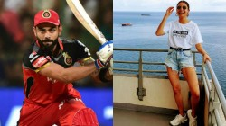 Indian Skipper Kohli Wife Anushka Sharmas Photo Goes Viral