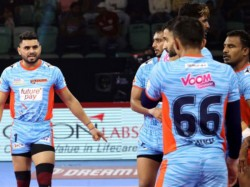 Pro Kabaddi League 2019 Bengal Warriors Vs Gujarat Fortune Giants 78th Match Result