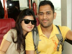 Sakshi Dhoni Rejects Dhoni Retirement News As Rumour