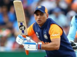 Injury Could Be The Reason For Dhoni Unavailability In India Team Says Reports
