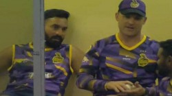 Dinesh Karthik Spotted In Cpl T20 League Which Spurs Controversy