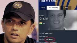 Disrespect To Rahul Dravid Icc And Bcci Slammed By Fans