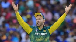 Ind Vs Sa Faf Du Plessis Had His Worst Flying Experience