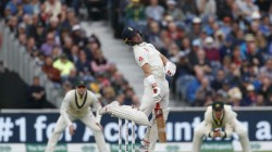 Ashes 2019 Joe Root Box Damaged As The Ball Hit At A Speed Of 140km