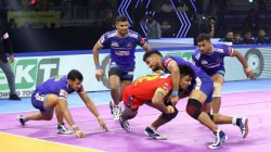 Pro Kabaddi League 2019 Haryana Steelers Vs Up Yoddha 111th Match Result