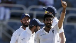 Jasprit Bumrah Got 3rd Rank In Test Bowling In Just 12 Matches