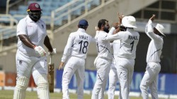 India Won Their 2nd Test Against West Indies And Clinches The Series