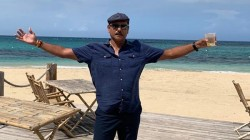 Indian Coach Ravi Shastri Releases His Photo In Jamaica Beach Goes Viral