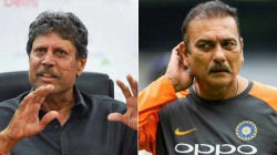 Ravi Shastri S Coach Job Under Scanner As Kapil Dev Lead Cac Face Conflict Of Interest
