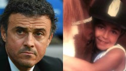 Football Manager Luis Enrique Announces Daughter S Death