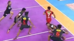Pro Kabaddi League 2019 U Mumba Vs Bengaluru Bulls 109th Match Result