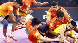 Pro Kabaddi League 2019 Puneri Paltan Vs Gujarat Fortunegiants 89th League Match Result