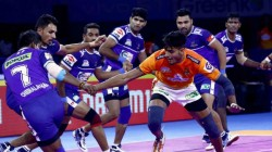 Pro Kabaddi League 2019 Puneri Paltan Vs Haryana Steelers 71st Match Result