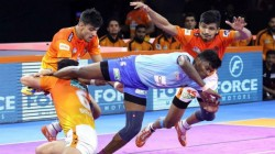 Pro Kabaddi League 2019 Puneri Paltan Vs Tamil Thalaivas 96th League Match Result