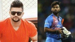 Suresh Raina Explains Why Rishabh Pant Is Failing Badly