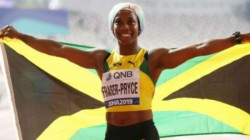 Shelly Ann Fraser Pryce Won 100 Meter Gold At World Athletics Championship
